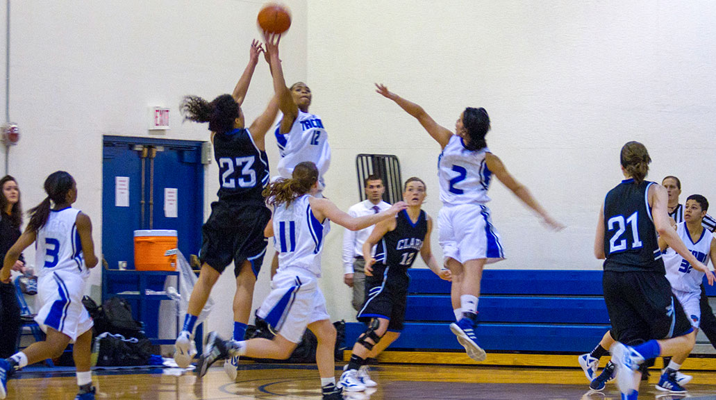 TCC women's basketball