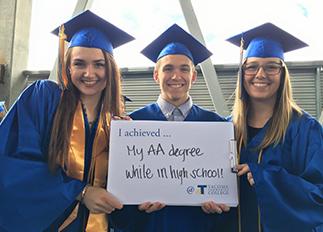 High school degree